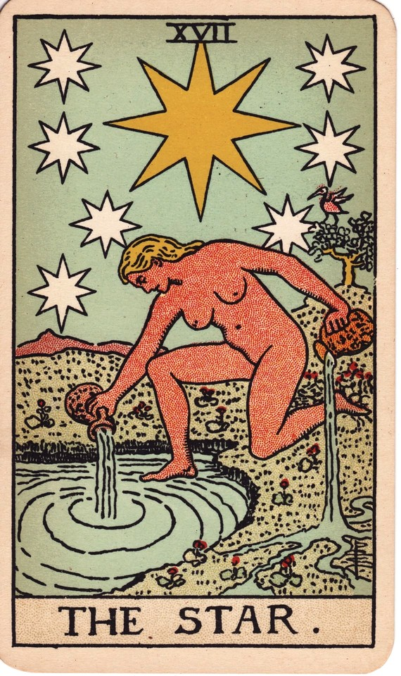 Tarot The Star card meaning