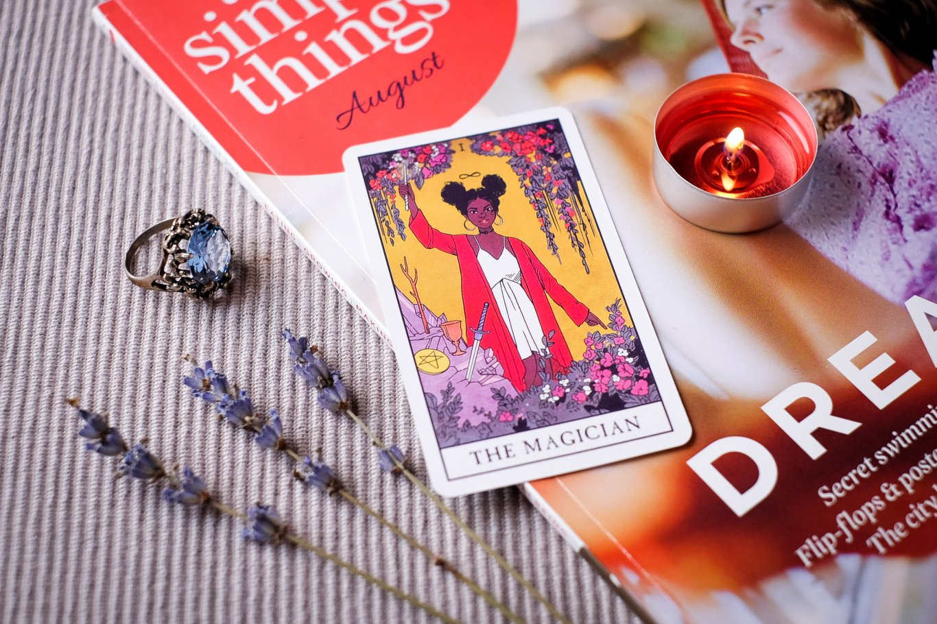 Modern Witch Tarot images