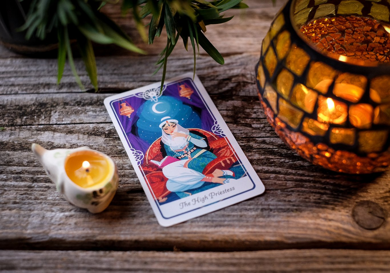 Tarot of the Divine deck review