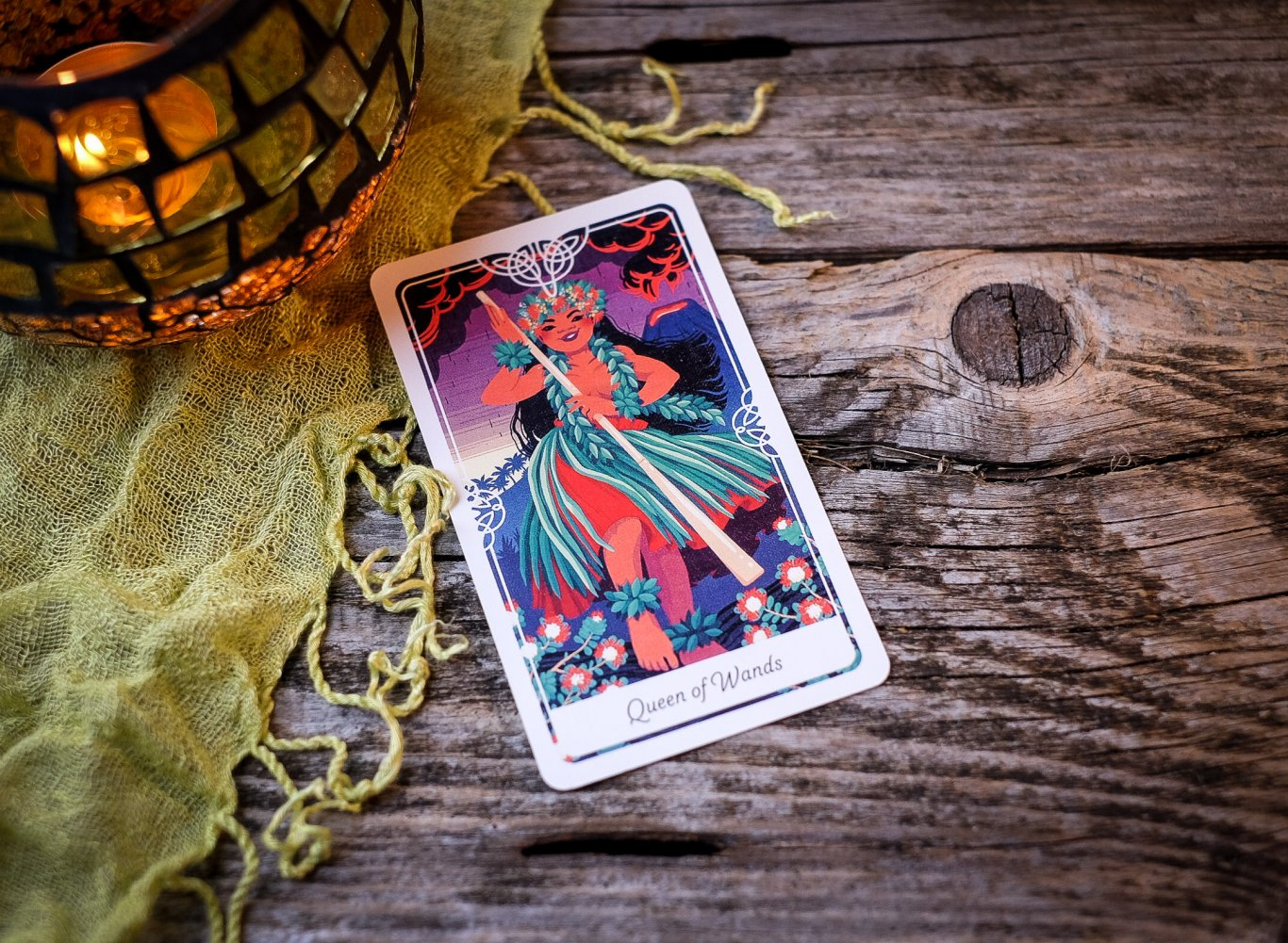 Tarot of the Divine: A Deck and Guidebook