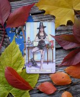 Everyday Witch Tarot image 5