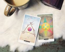 The Field Tarot deck image 3