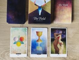 The Field Tarot deck image 4
