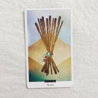 The Field Tarot deck image 21