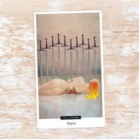 The Field Tarot deck image 23