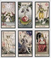 Alchemical Tarot image 5