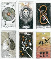 The Wild Unknown Tarot image 19