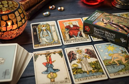 Smith-Waite Tarot Centennial Edition