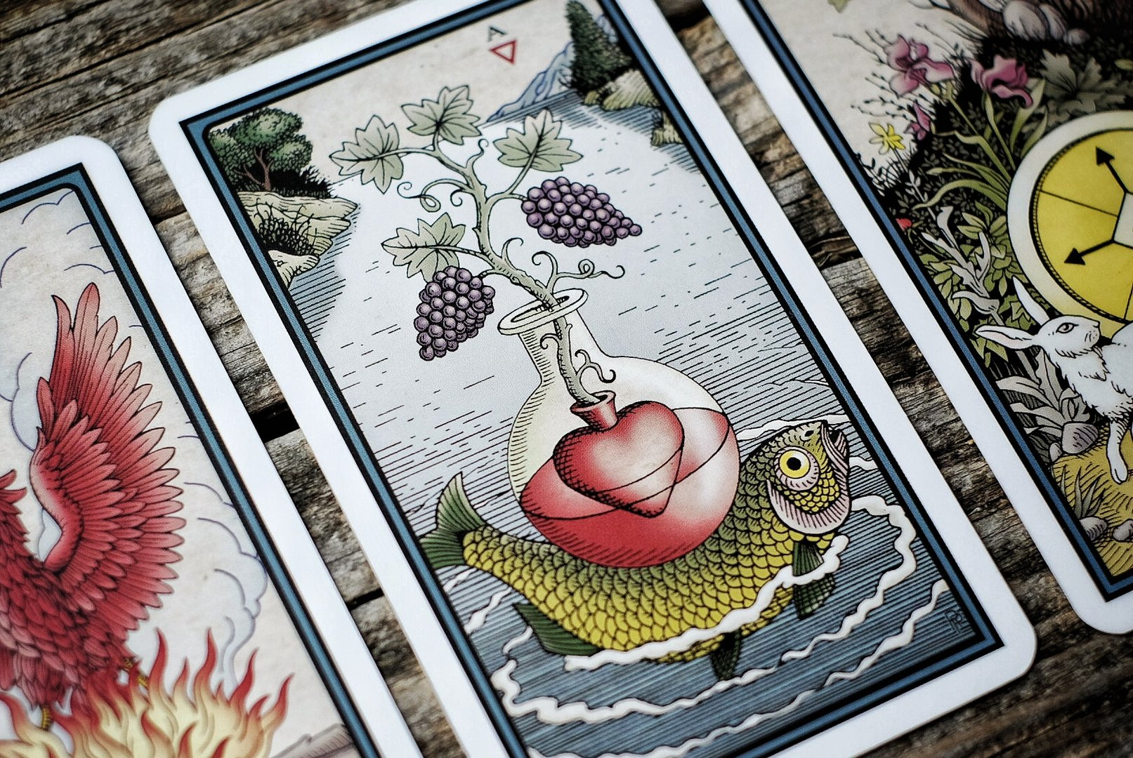 Alchemical Tarot deck review